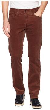 U.S. Polo Assn. Slim Straight Corduroy Pants Men's Casual Pants