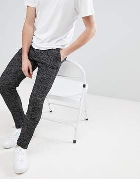 NATIVE YOUTH Textured Slim Fit Joggers