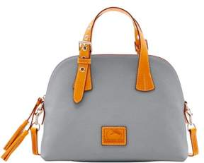 Dooney & Bourke Patterson Leather Small Audrey Top Handle Bag