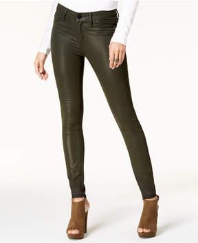 Articles of Society Sara Coated Skinny Jeans