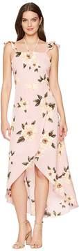 J.o.a. Overlap High-Low Maxi Dress Women's Dress