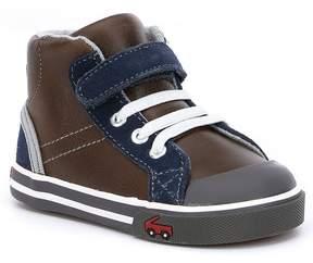 See Kai Run Boys' Dane High Top Sneakers
