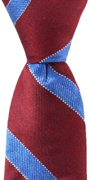 Class Club Gold Label 14 Thick Stripe Tie