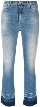 Closed light wash skinny jeans