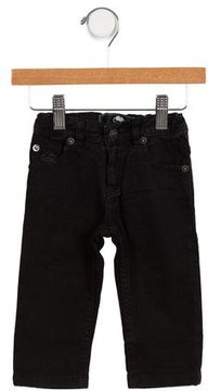 Little Marc Jacobs Boys' Embroidered Skinny Jeans