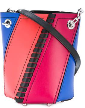 Proenza Schouler Hex whipstitch bucket shoulder bag