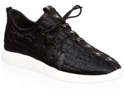 Giuseppe Zanotti Embossed Sneakers