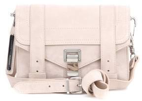Proenza Schouler PS1 Mini Crossbody suede shoulder bag