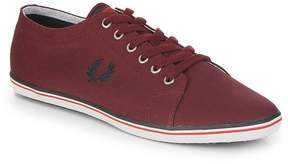 Fred Perry Men's Kingston Twill Low-Top Sneakers