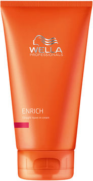 Wella Enrich Straight Leave In Cream - 5.1 oz.