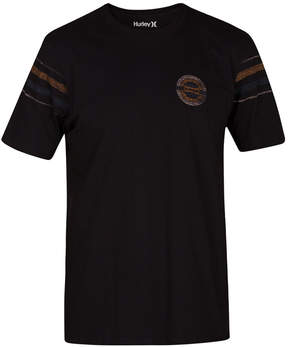 Hurley Men's Worldwide Logo-Print T-Shirt