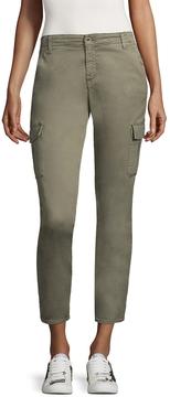 AG Adriano Goldschmied Women's Pepper Cotton Trouser