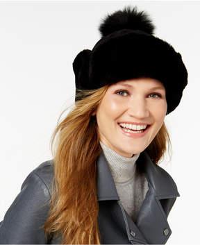 UGG Shearling Pom Pom Hat