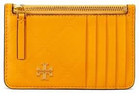 Tory Burch Georgia Leather Card Case