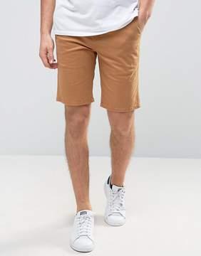 Element Howland Straight Chino Shorts in Rust