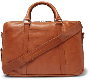 Shinola Leather Briefcase