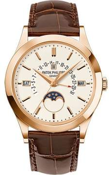 Patek Philippe Grand Complications 5496R-001 18K Rose Gold Automatic Mens 39.5mm Watch
