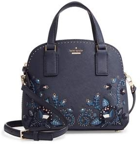 Kate Spade Out West - Small Lottie Leather Satchel