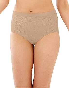 Bali Women's Comfort Revolution Damask Brief Panties 803J