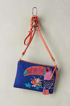 Jamin Puech Toucan Crossbody Bag