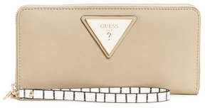 GUESS Jade Large Zip-Around Wallet