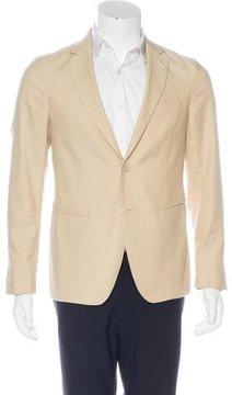 Gant Deconstructed Linen-Blend Blazer w/ Tags