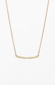 Bony Levy Women's Bar Pendant Necklace (Nordstrom Exclusive)