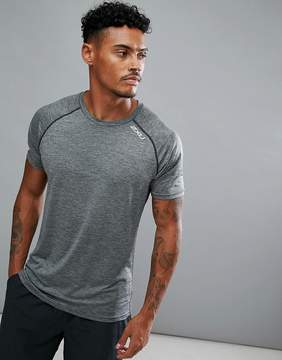 2XU Training Urban T-Shirt In Gray MR4079A-CTO