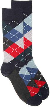 Happy Socks Men's Argyle Men's's Crew Socks