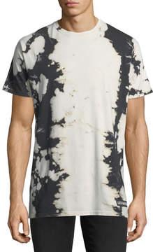 Les (Art)ists Les Artists Wang Tie-Dye Football T-Shirt