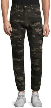 ProjekRaw PROJEK RAW Men's Camouflage Cargo Pants