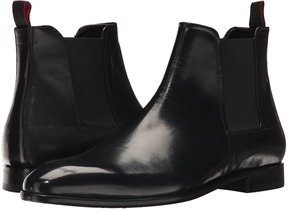 HUGO BOSS Dress Appeal Brushed Off Leather Chelsea Boot by HUGO Men's Shoes