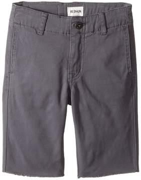 Hudson Beach Daze Shorts in Unconquer Grey (Toddler/Little Kids)