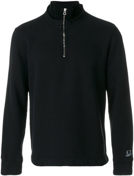 C.P. Company polo collar sweatshirt