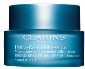 Clarins Hydra-Essentiel Silk Cream Spf 15