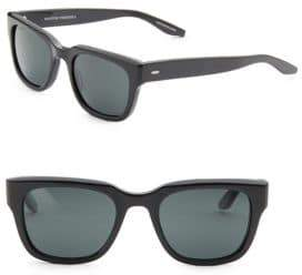 Barton Perreira Stax 50MM Wayfarer Sunglasses