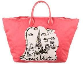 Louis Vuitton Monogram Nouvelle Vague Beach Bag