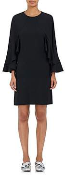 Chloé Women's Cape-Sleeve Cady Shift Dress