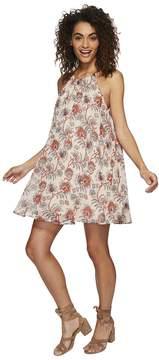 BB Dakota Alissa Printed Trapeze Dress Women's Dress