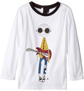 Little Marc Jacobs Essential Long Sleeve T-Shirt Boy's T Shirt