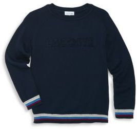 Lacoste Little Boy's & Boy's Cotton Sweatshirt