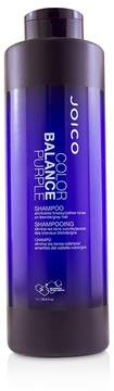Joico Color Balance Purple Shampoo (Eliminates Brassy/Yellow Tones on Blonde/Gray Hair)