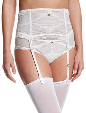 Chantelle Présage Lace Garter Belt