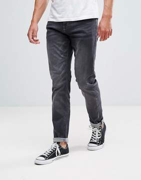 Esprit Slim Fit Jeans With Recycled Polyester