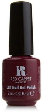 Red Carpet Manicure LED Gel Polish - Plump up the Volume