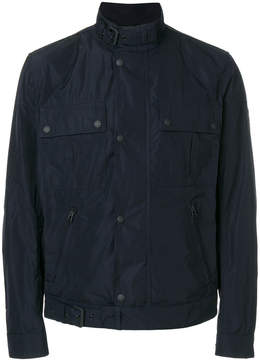 Belstaff buckle fastened jacket