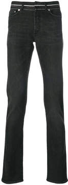 Christian Dior straight-leg jeans