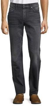 Joe's Jeans Brixton Wright Faded Jeans