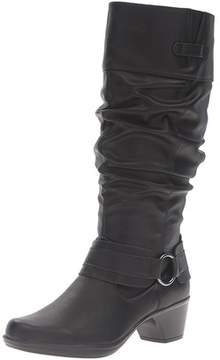 Easy Street Shoes Womens Jayda Plus Closed Toe Mid-calf Fashion Boots Fashion Boots.