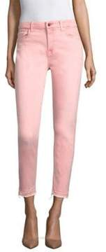 7 For All Mankind Jen7 by Released Hem Skinny Ankle Pants